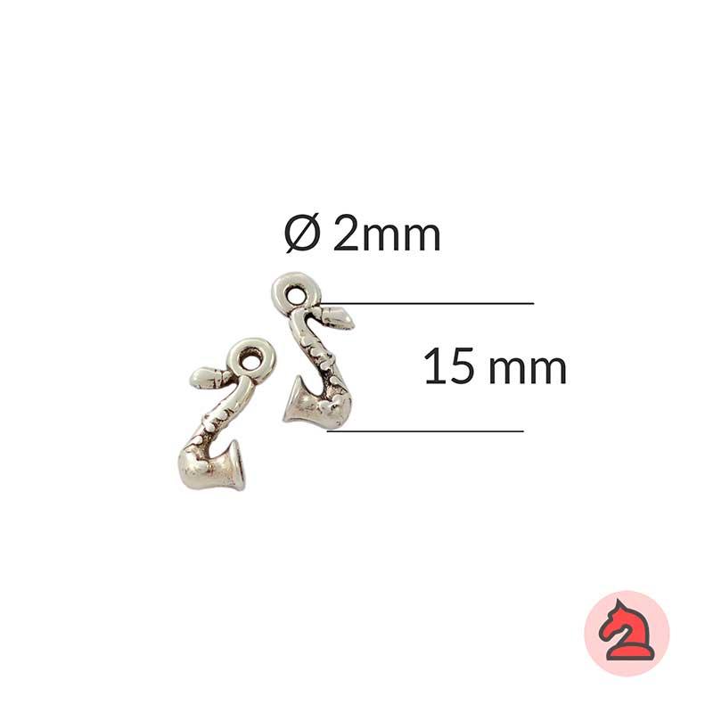 Charm trompeta - Bolsa de 30 uds