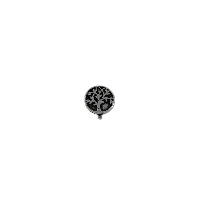 Pendiente árbol de la vida - Bolsa de 20 uds Tamaño aproximado 10 mmLos pendientes en baño oro y solo en baño oro llevarán sus traseras