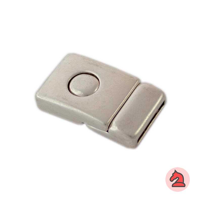 Cierre imantado pulsador - Paquete de 25 unidades