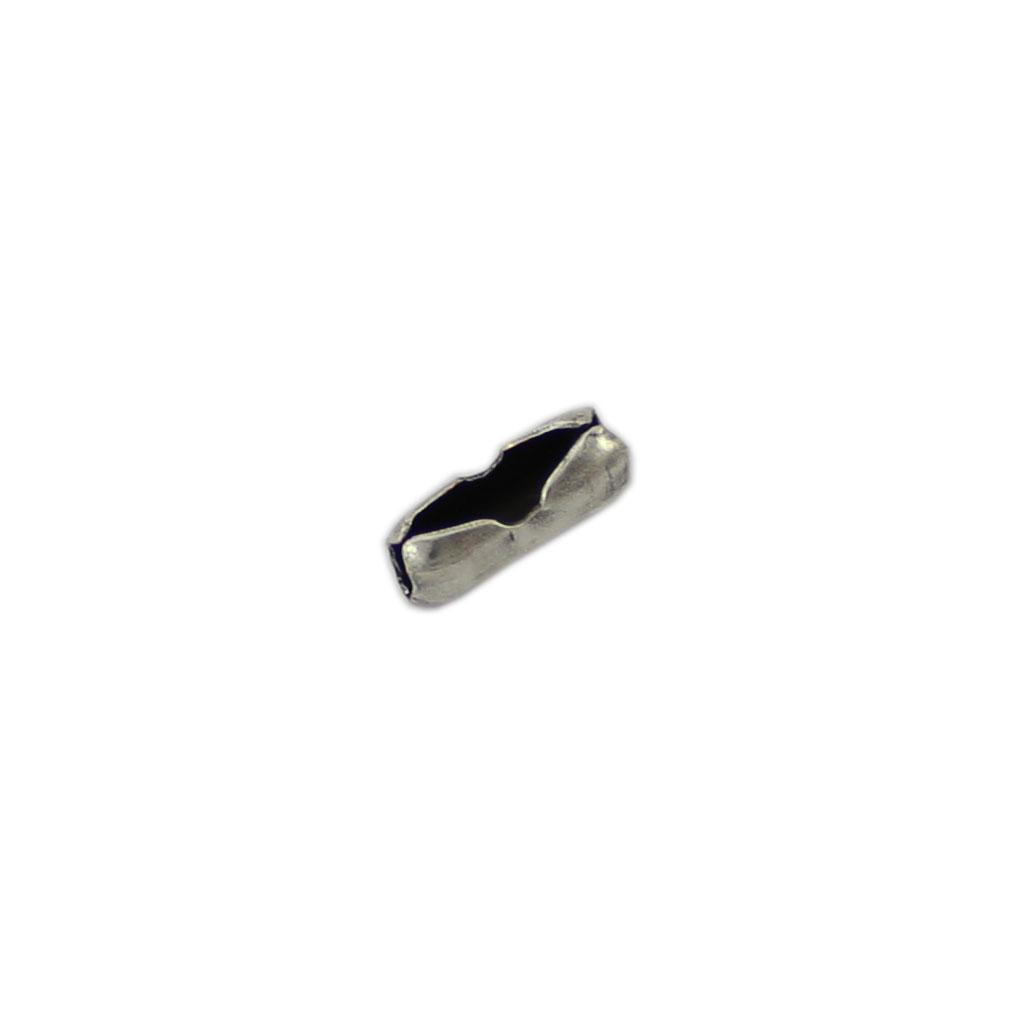 Cierre para cadena bola 2,5 mm - Venta en bolsa de 25 uds