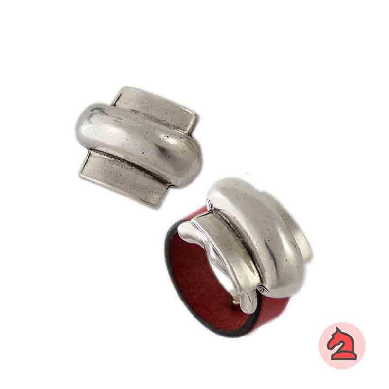 Complemento para base de anillo modelo 1 25X20 mm - Paquete de 6 unidades