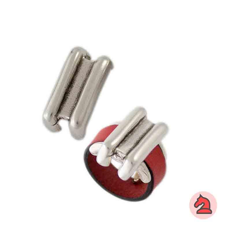 Complemento para base de anillo puente 26X13mm - Paquete de 6 unidades