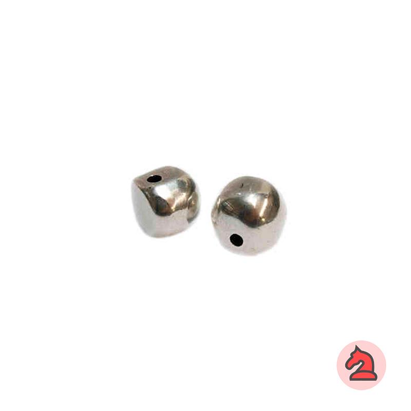Piedra Complemento 12X12 mm. Taladro 2,5 mm - Paquete de 5 unidades