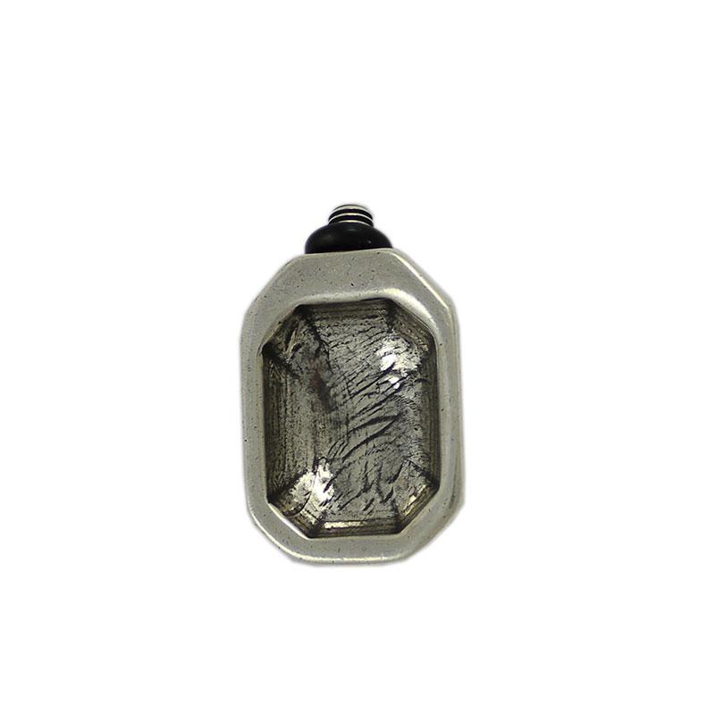 Complemento para pulsera octagonal - Bolsa de 5 uds
