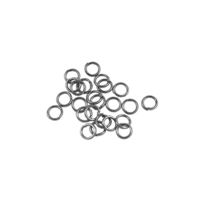 Anilla de 4,5 mm - Bolsa de 200 udsGrosor de hilo 0,65 mm