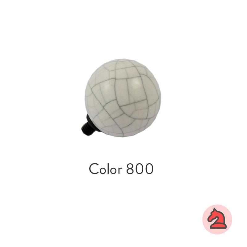 Set de 5 bolas de igual color, cerámica - Set de 5 bolas de igual colorMás abajo elige las bolas que componen tu pack
